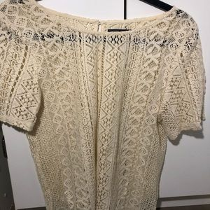 American Eagle lace cover up